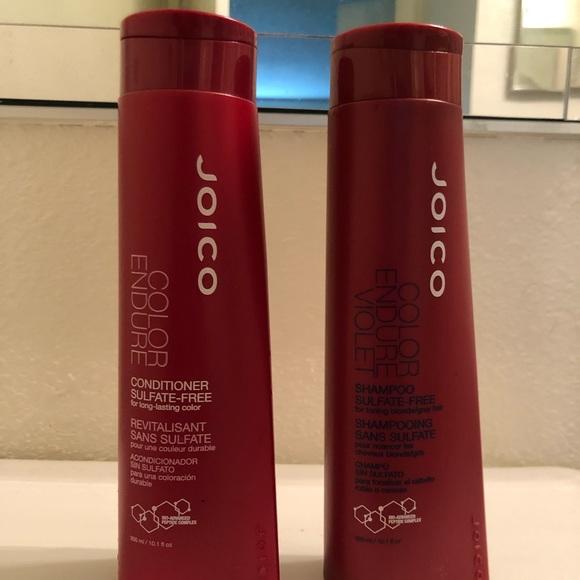 JOICO Color Endure Violet Shampoo & Conditioner
